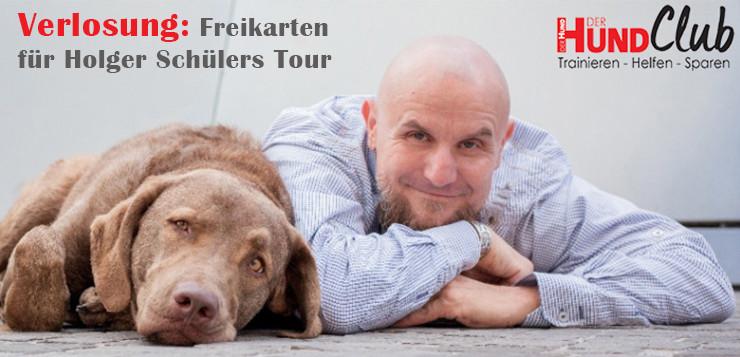 """Mit etwas Glück 2 Freikarten für Holger Schülers Tour """"1 – 2 oder 3"""" gewinnen!"""