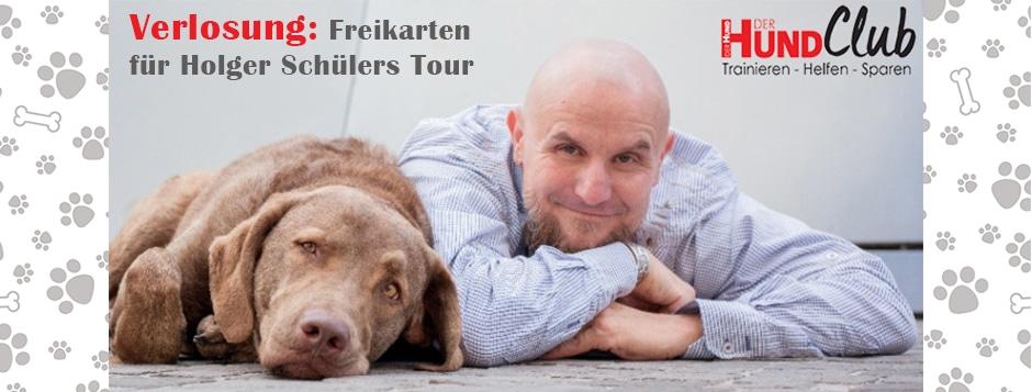 """<span class='new'>NEU</span> Mit etwas Glück 2 Freikarten für Holger Schülers Tour """"1 – 2 oder 3"""" gewinnen!"""