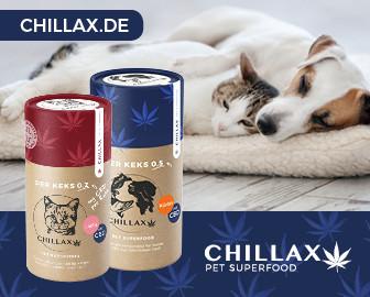 Chillax CBD Hundekekse