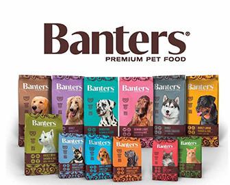 Visan: Banters Premium Pet Food