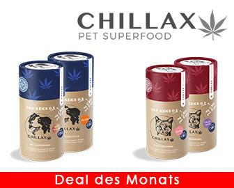 Chillax Deal des Monats