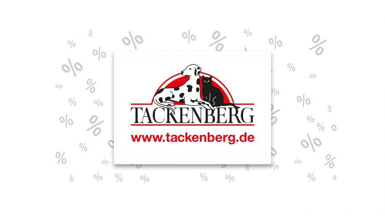 """<span class=""""rabattheader"""">10 %</span> bei TACKENBERG"""